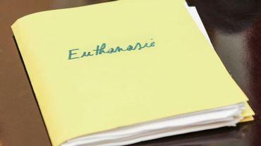La Chambre se penche sur le dossier de l'euthanasie des mineurs