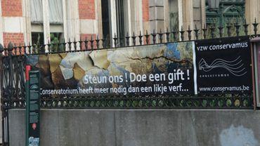 Un appel au soutien pour le Conservatoire de Bruxelles
