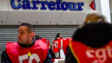Plan de restructuration de Carrefour: 191 emplois supprimés de moins