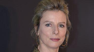 """Karin Viard est actuellement à l'affiche de """"La Famille Bélier"""""""
