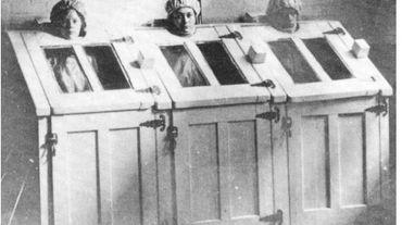 Un asile au début du 20e siècle
