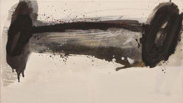 Gabriel Belgeonne - Urgence Acrylique sur toile 1995