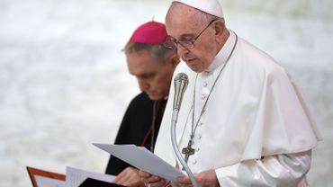 """Sommet sur le climat de l'ONU: le pape déplore les """"très vagues"""" engagements des Etats"""