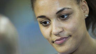 Jolien Boumkwo bat deux fois son record de Belgique du lancement du marteau