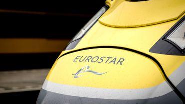 """""""Volume de passagers record"""" pour Eurostar au 1er trimestre"""