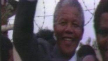 Nelson Mandela contre l'Apartheid