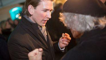 Le plus jeune ministre qu'a connu l'Autriche depuis 1945 a mené des campagnes bien accueillies pour l'intégration.