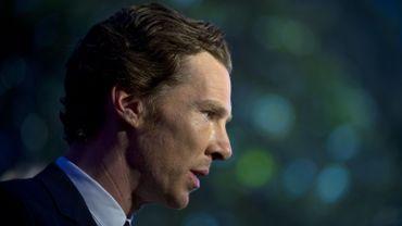 """Benedict Cumberbatch est attendu en 2016 dans le Marvel """"Doctor Strange"""" et la comédie """"Zoolander 2"""""""
