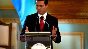 Enrique Peña Nieto avait annulé une visite à Washington devant l'insistance de Donald Trump à faire payer par le Mexique le mur à la frontière promis durant sa campagne.