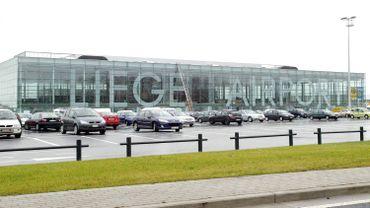 L'aéroport de Liège