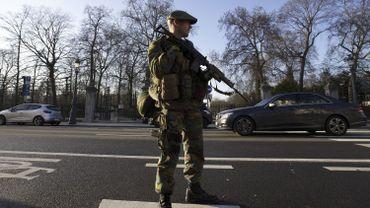 Menace terroriste: mesures renforcées autour des ambassades en Belgique