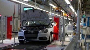 Audi Brussels pourrait fabriquer la nouvelle A1