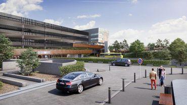 Des étages ajoutés pour plus de places de parking
