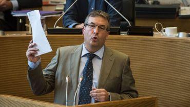 Le MR Pierre-Yves Jeholet souhaite la tenue d'auditions annuelles des ministres wallons