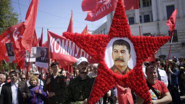 """Les deux régions rebelles ont fait le choix de s'appeler """"République populaire"""", reprenant l'appellation qui était à l'époque soviétique des pays communistes satellites de Moscou."""