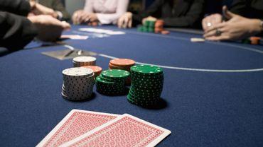 La police anversoise démantèle un tournoi de poker illégal