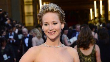 Jennifer Lawrence est l'une des grandes gagnantes des People's Choice Awards