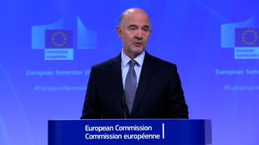 Le Commissaire Pierre Moscovici explique pourquoi le budget italien est recalé par la Commission européenne