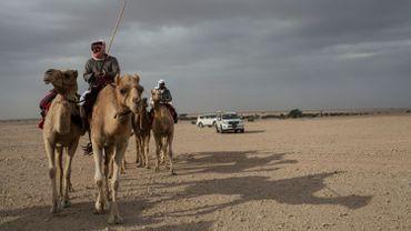 L'un des objectifs du voyage était d'encourager les jeunes Omanais  à s'intéresser au patrimoine désertique.