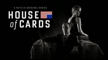 House of Cards dans notre catalogue VOD