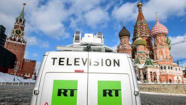 Ukraine: perquisitions à Kiev dans les locaux de médias publics russes