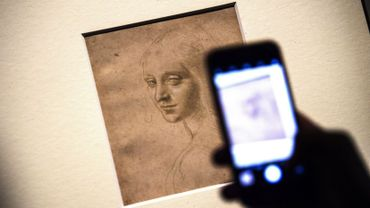 La mort de Léonard de Vinci il y a 500 ans commémorée en Italie, en France et à Liège