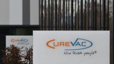 'Union européenne a précommandé jusqu'à300 millions de dosesdu vaccinCureVac