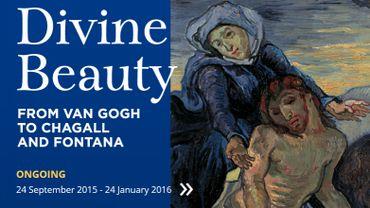 """""""La Divine Beauté"""": quand la papauté encourageait l'art sacré entre 1850 et 1960"""