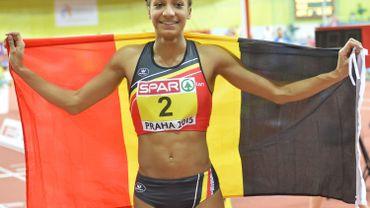 Thiam décroche l'argent européen en pentathlon