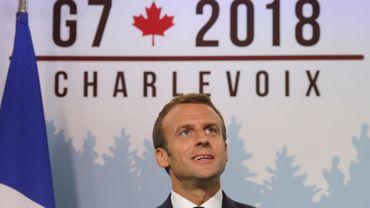 """""""La France et l'Europe maintiennent leur soutien à ce communiqué""""."""