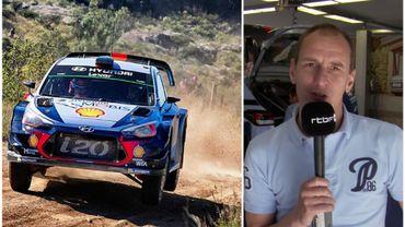 WRC Portugal : Le journal du jeudi