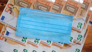 De 95 à6000 euros: tour d'Europe des amendes pour non-respect du port du masque