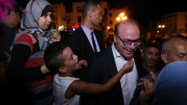 Le nouveau premier ministre tunisien, le 12 septembre 2019 à Tunis.