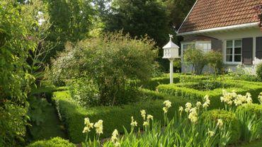 Le jardin aux deux facettes de Poucette