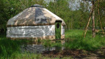 Sylvain Hennin souhaitait vivre dans une yourte sur un terrain qui appartenant.