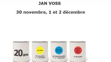 La Galerie Rive gauche fête ses 20 ans avec une expo Jan Voss