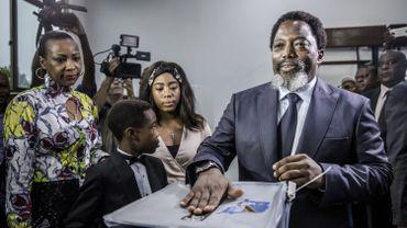 Elections en RDC: Joseph Kabila et son dauphin ont voté, à Kinshasa