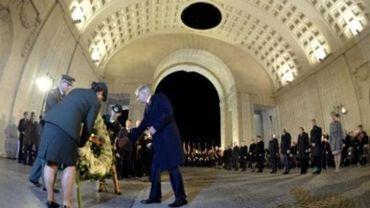 Centenaire de la Première Guerre mondiale: le Premier ministre appelle à combattre les égoïsmes et les replis sur soi