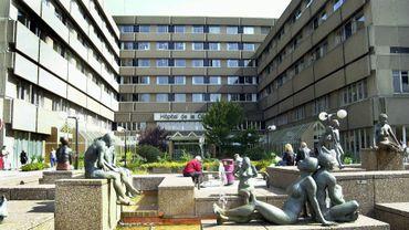 Le centre hospitalier régional de la Citadelle à Liège se lance dans un grand plan de rénovation.