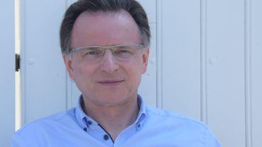Pierre Wolper est le nouveau recteur de l'université de Liège