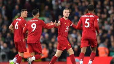 Mené, Liverpool renverse Tottenham et poursuit son cavalier seul en tête de Premier League