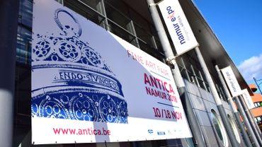 On attend près de 30 000 personnes au salon Antica