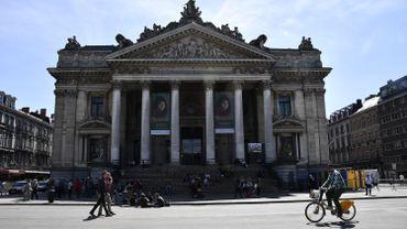Le Musée du capitalisme s'installe pour un mois à la Bourse de Bruxelles