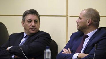 Le Secrétaire d'Etat à l'Asile et à la Migration, Theo Francken accompagnera Jan Jambon, a confirmé le porte-parole de ministère.