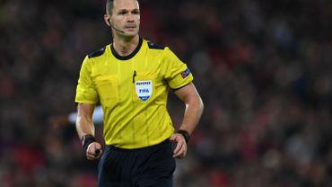 Le Slovaque Kruzliak arbitre d'Atlético Madrid-Club Bruges