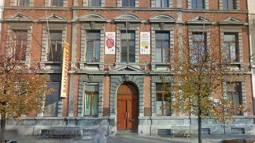 A Liège, l'école fondamentale de la Sauvenière a fait le choix depuis quatre ans de ne plus proposer que l'immersion en allemand à ses élèves.