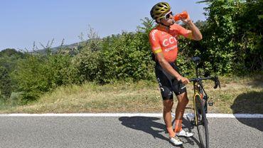 """Van Avermaet se veut ambitieux pour le Tour de Wallonie : """"Toujours agréable de courir dans son pays"""""""