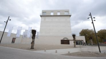 La Caserne Dossin est devenue une musée de l'Holocauste.