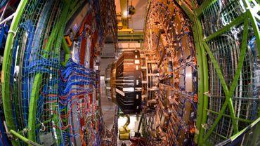 C'est quoi le CERN? Et qu'a-t-il à voir avec le prix Nobel d'Englert?
