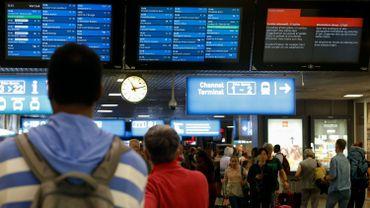 """""""Tout s'est bien passé ce matin sur la jonction Nord-Midi"""", selon le porte-parole de la SNCB."""
